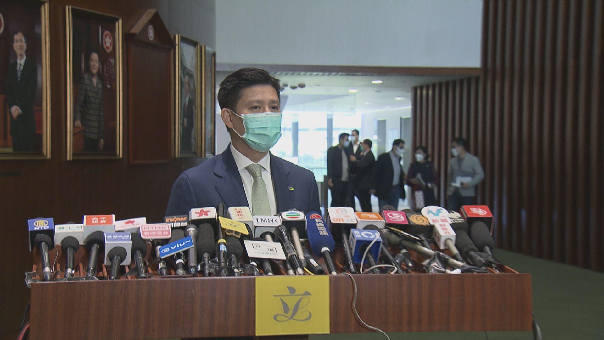 譚文豪:不一定要裁員 對國泰失望