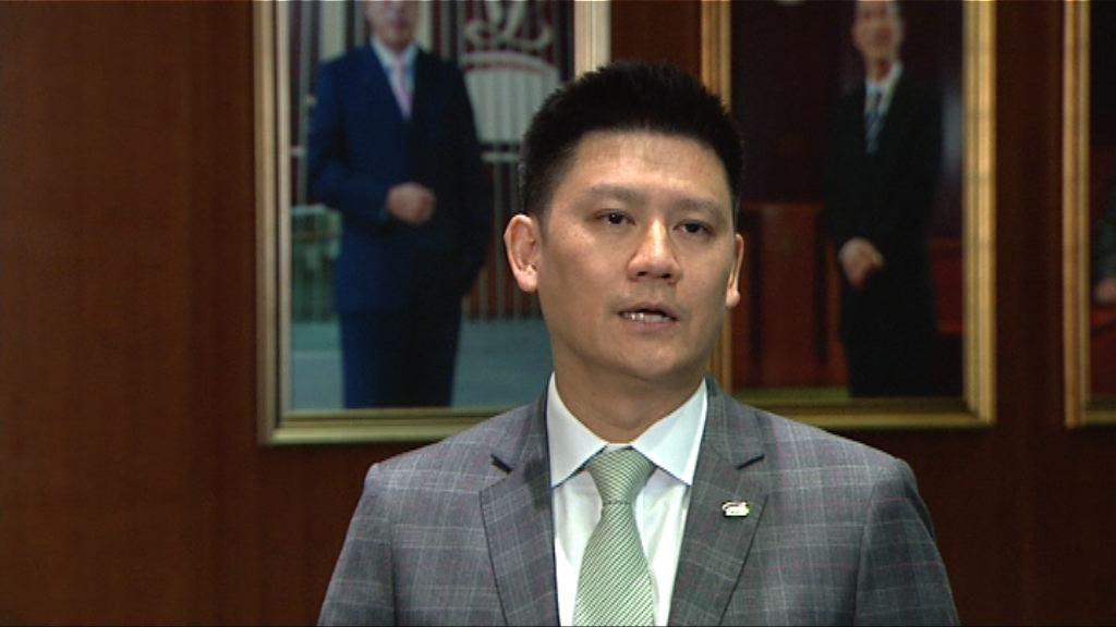 譚文豪冀國泰將航空安全放首位