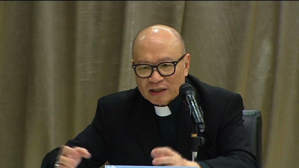 楊鳴章接任主教 過往言論曾受爭議