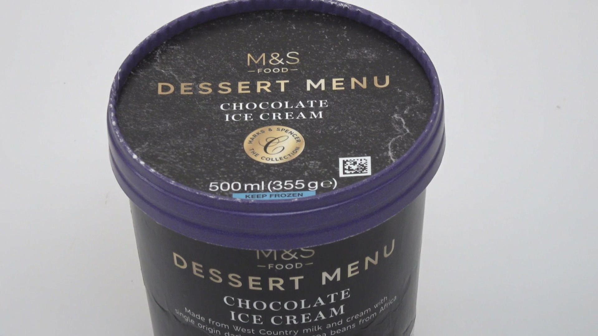 【消委會報告】六成半雪糕屬高糖 馬莎雪糕脂肪量超世衛標準兩成