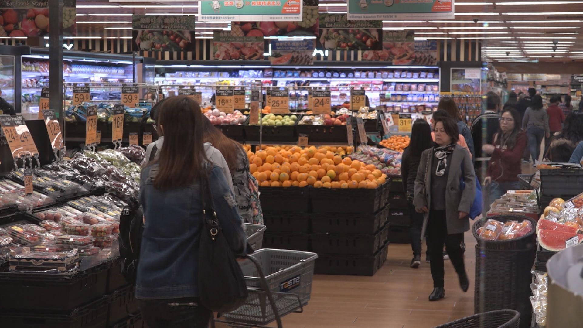 四間超市逾七成半貨品從未以刪除價發售