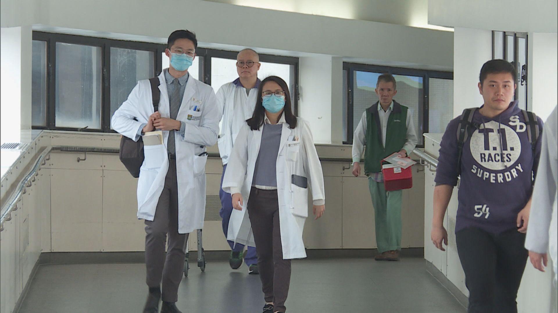 醫委會委員:海外醫生水平未必符合本地要求