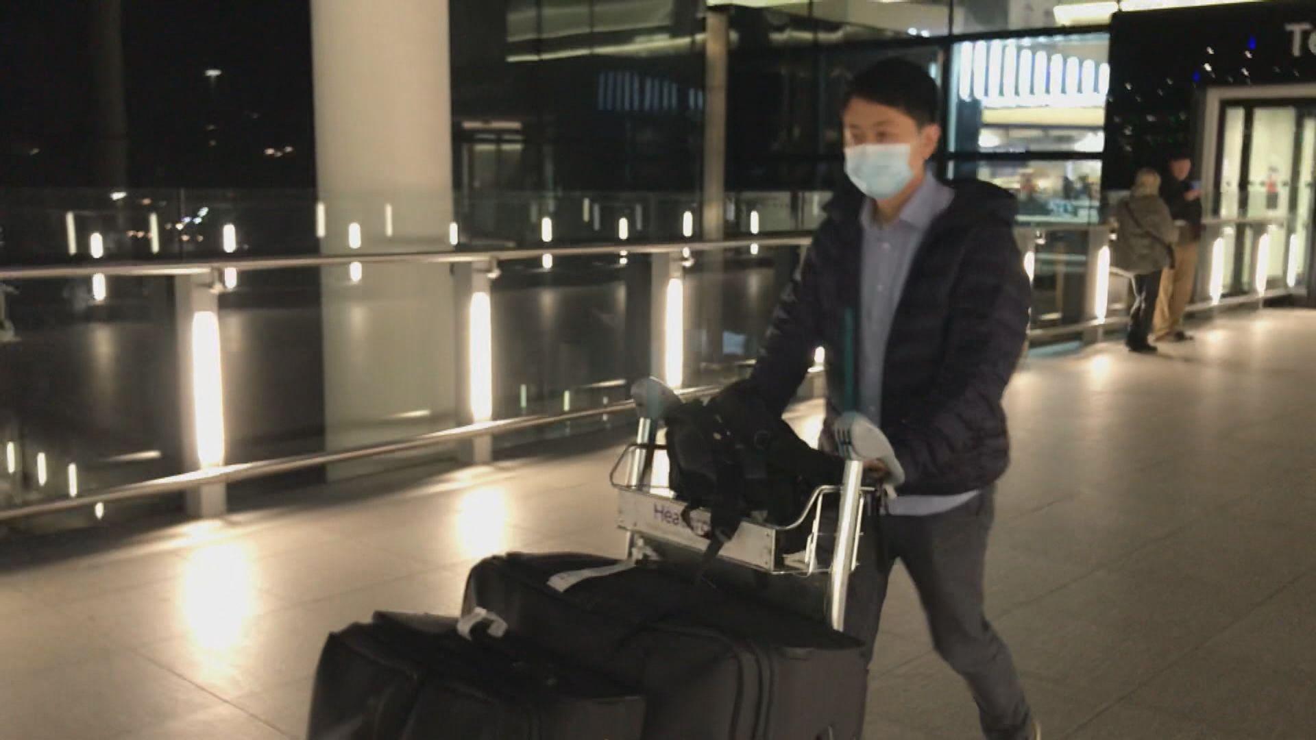 林鄭:警方依法查封許智峯戶口 難透露調查細節