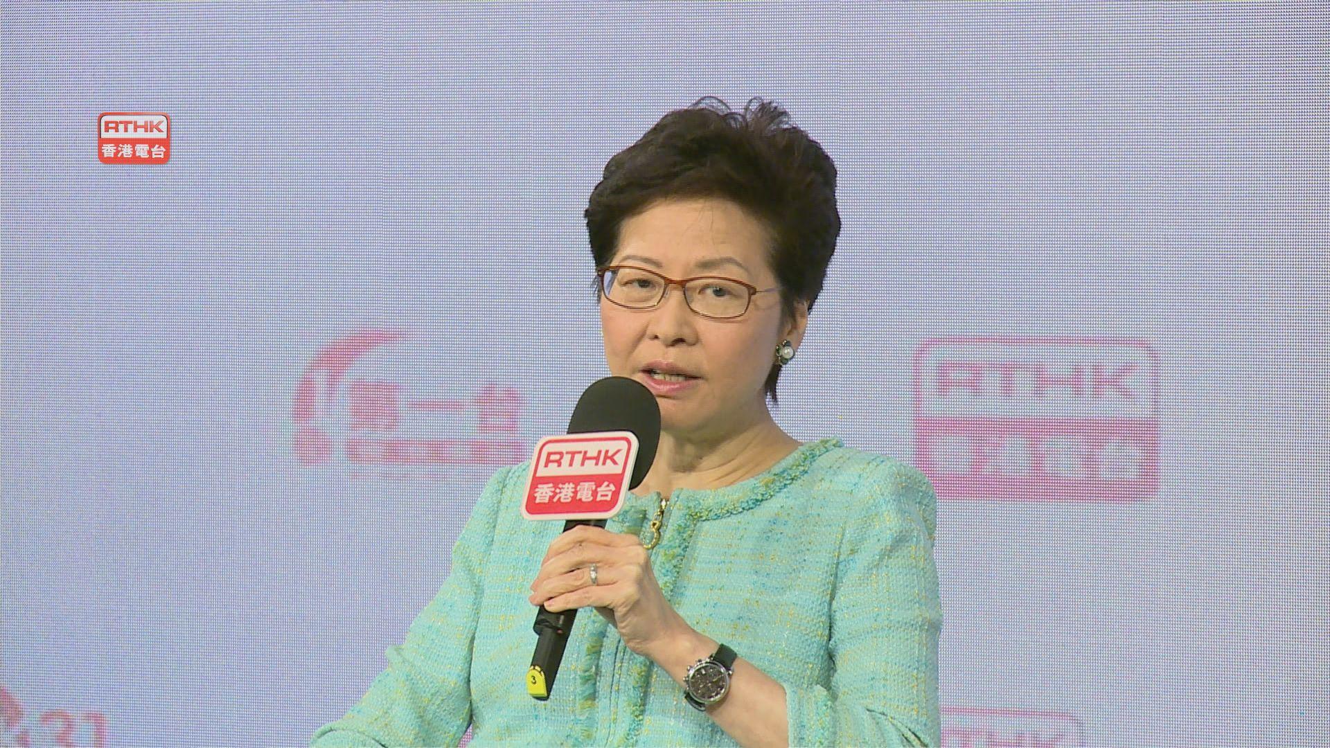 林鄭月娥:政府無計劃為標準工時立法