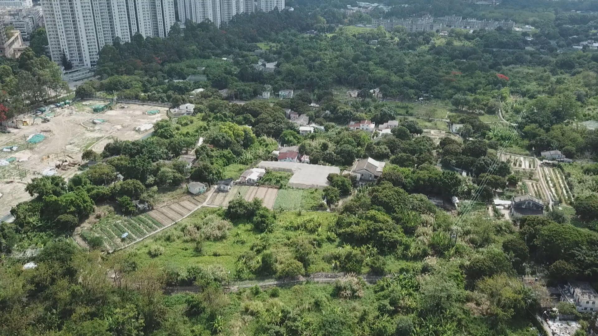 林鄭:發展商願配合政府 公私營合作解決土地問題