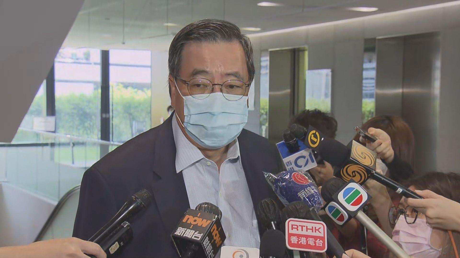 施政報告押後發表 梁君彥:周三如期開會審未完成法案