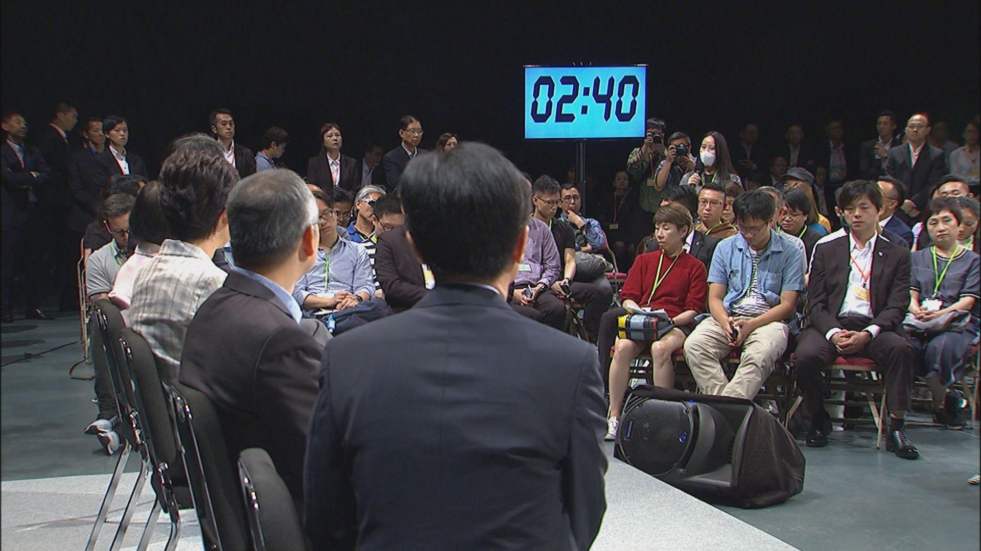 【足本】林鄭月娥首場社區對話(四)
