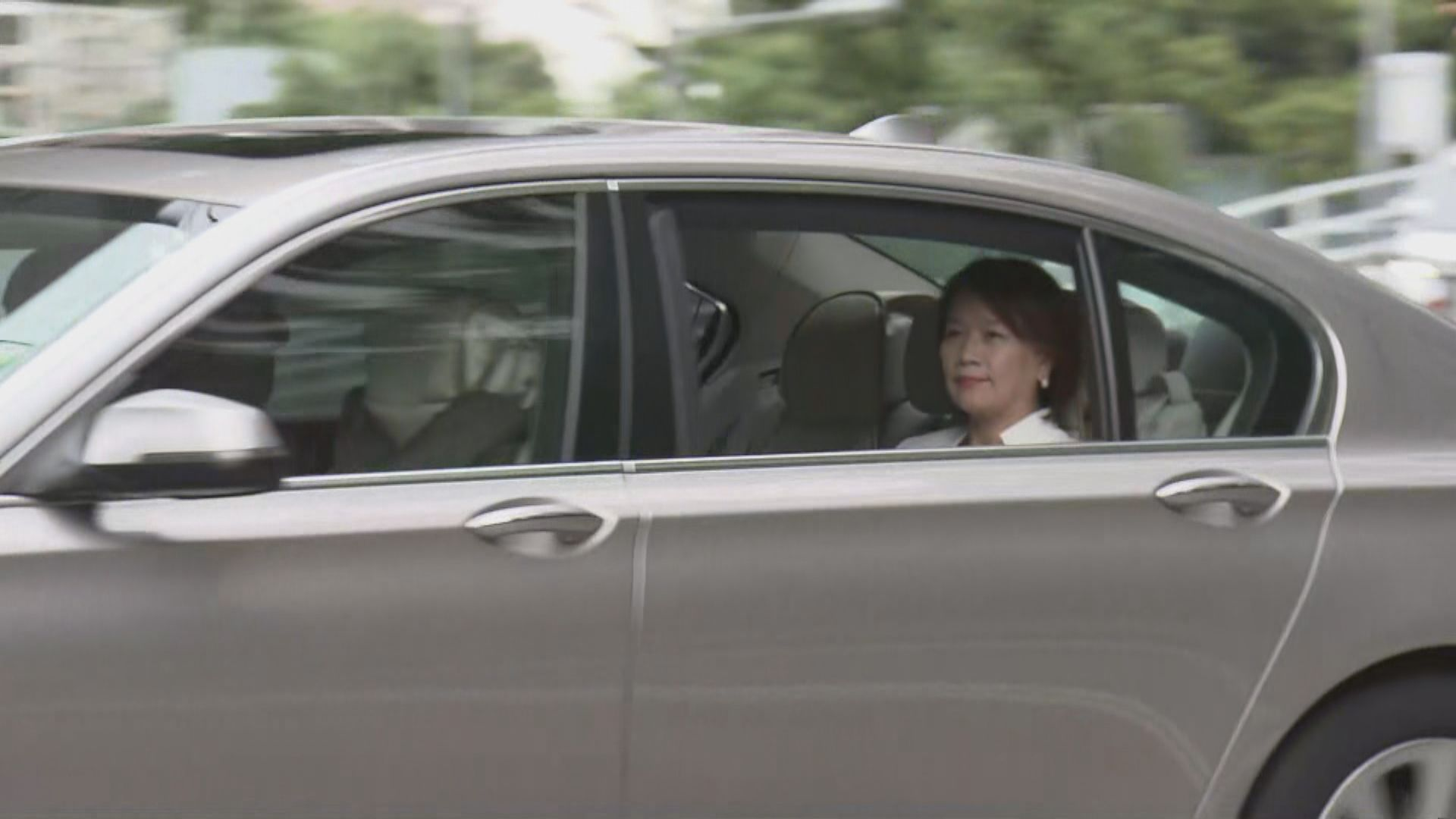 消息:林鄭料正式撤回修例以釋出善意