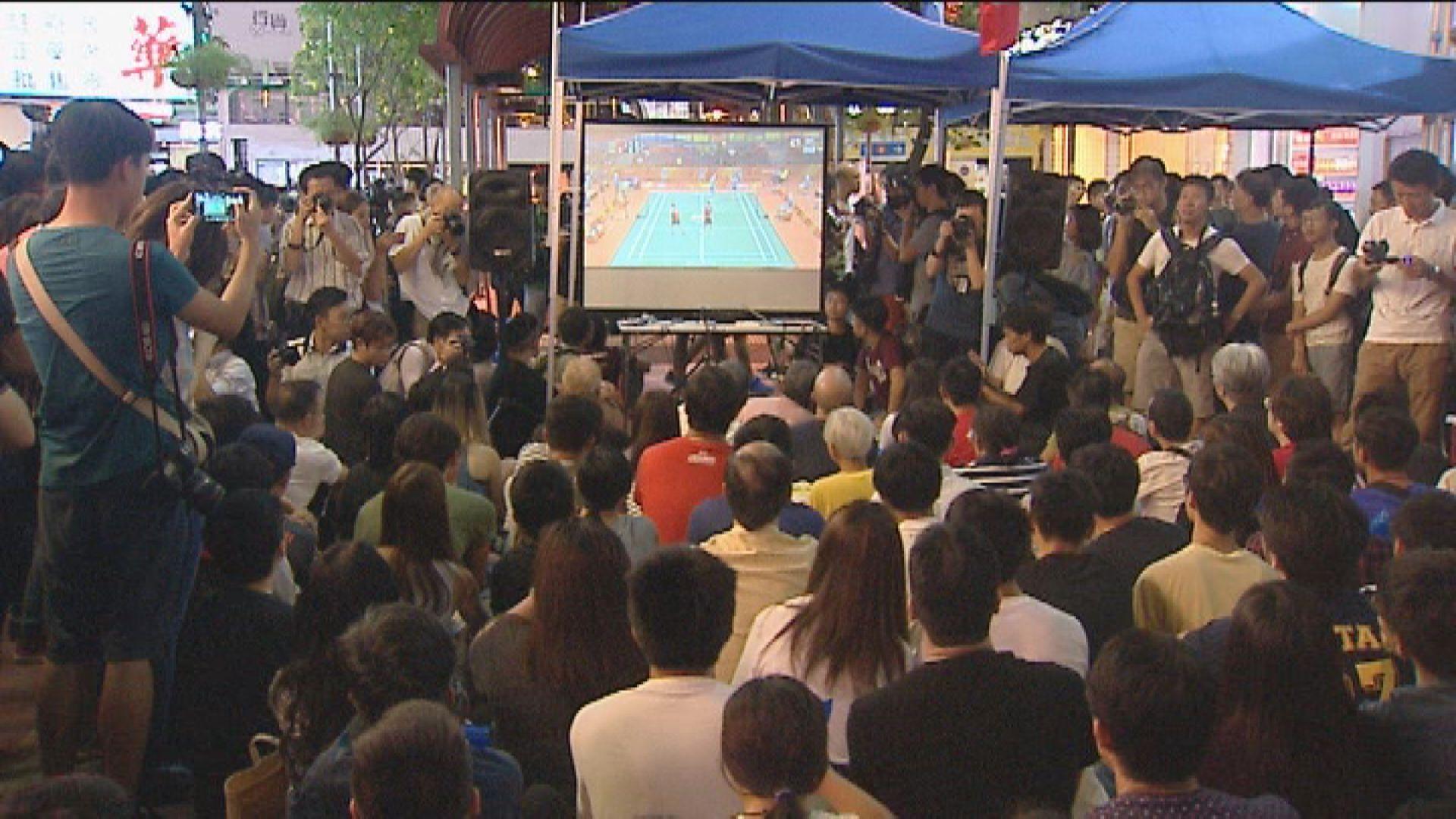 林鄭:政府破格斥資購奧運轉播權 望市民為運動員打氣