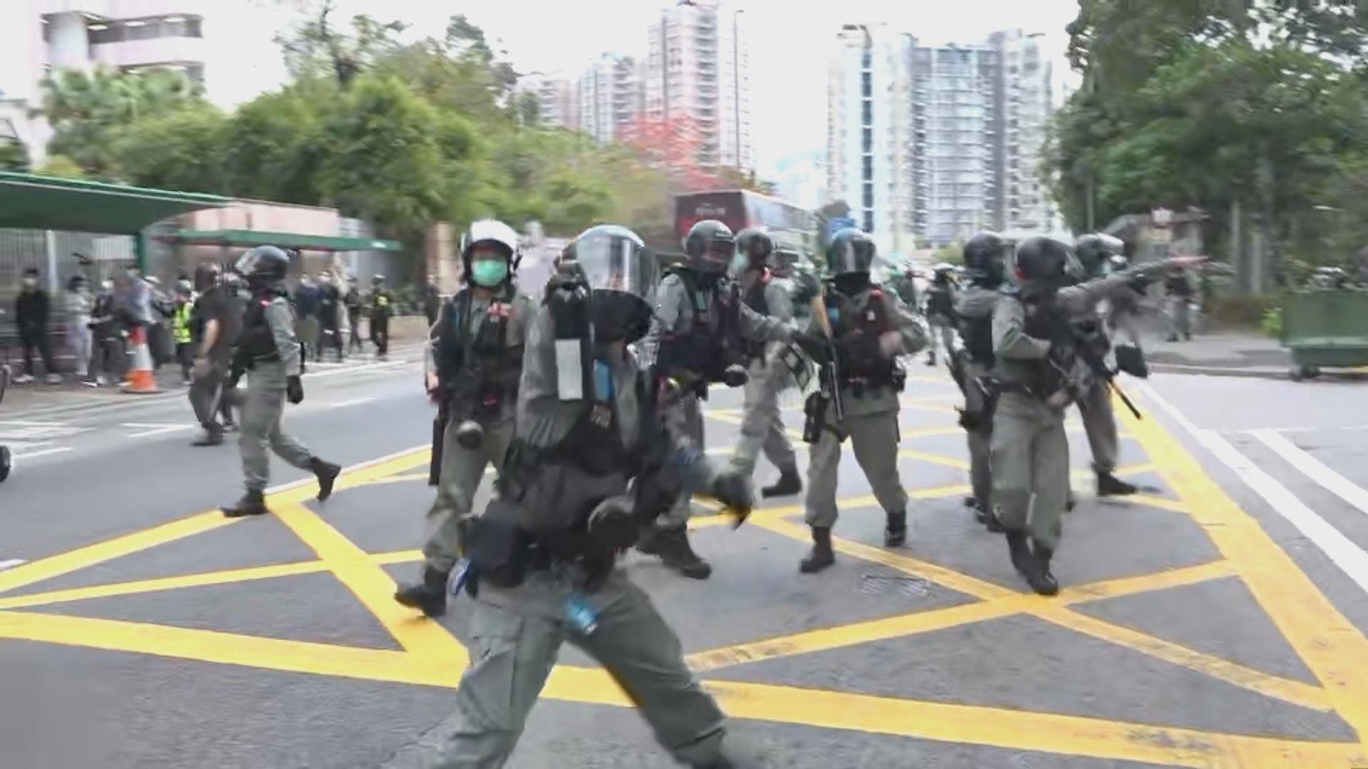林鄭否認縱容警隊 稱如有不滿可向有關部門投訴