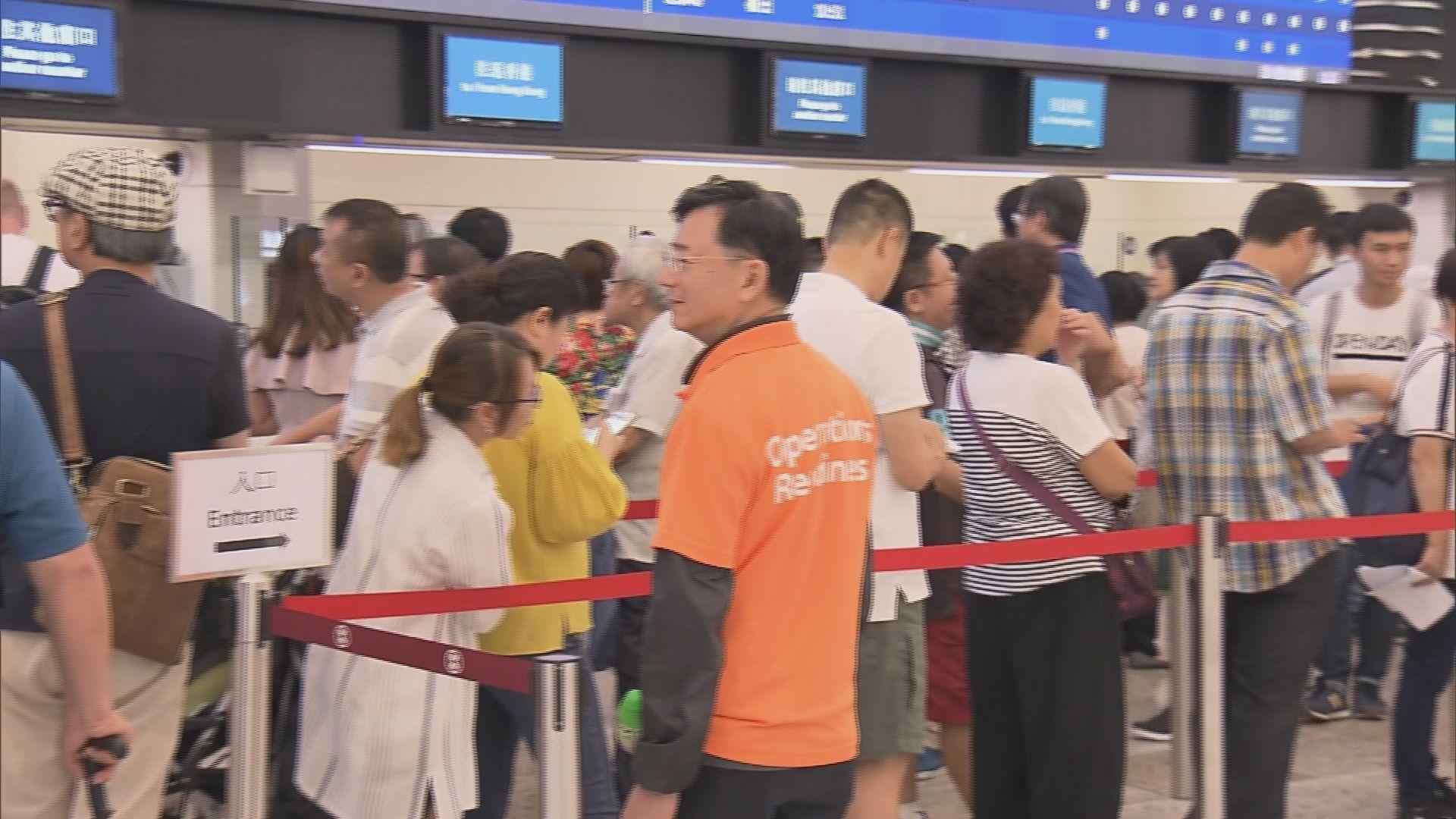 林鄭:已督促港鐵與旅行社配合推售高鐵車票