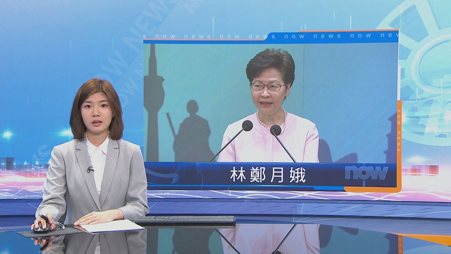 林鄭月底將赴全運會閉幕禮 與粵澳政府商討接辦下屆全運會