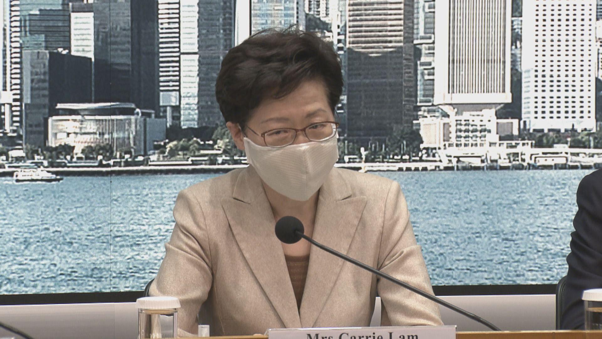 公務員明起恢復在家工作 所有室內公共地方強制戴口罩