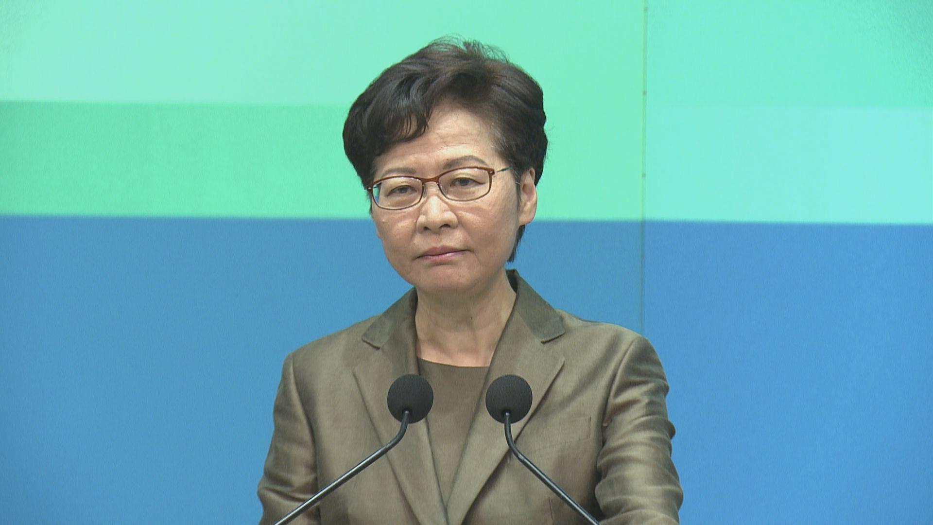 林鄭下周一率團深圳出席深港合作會議