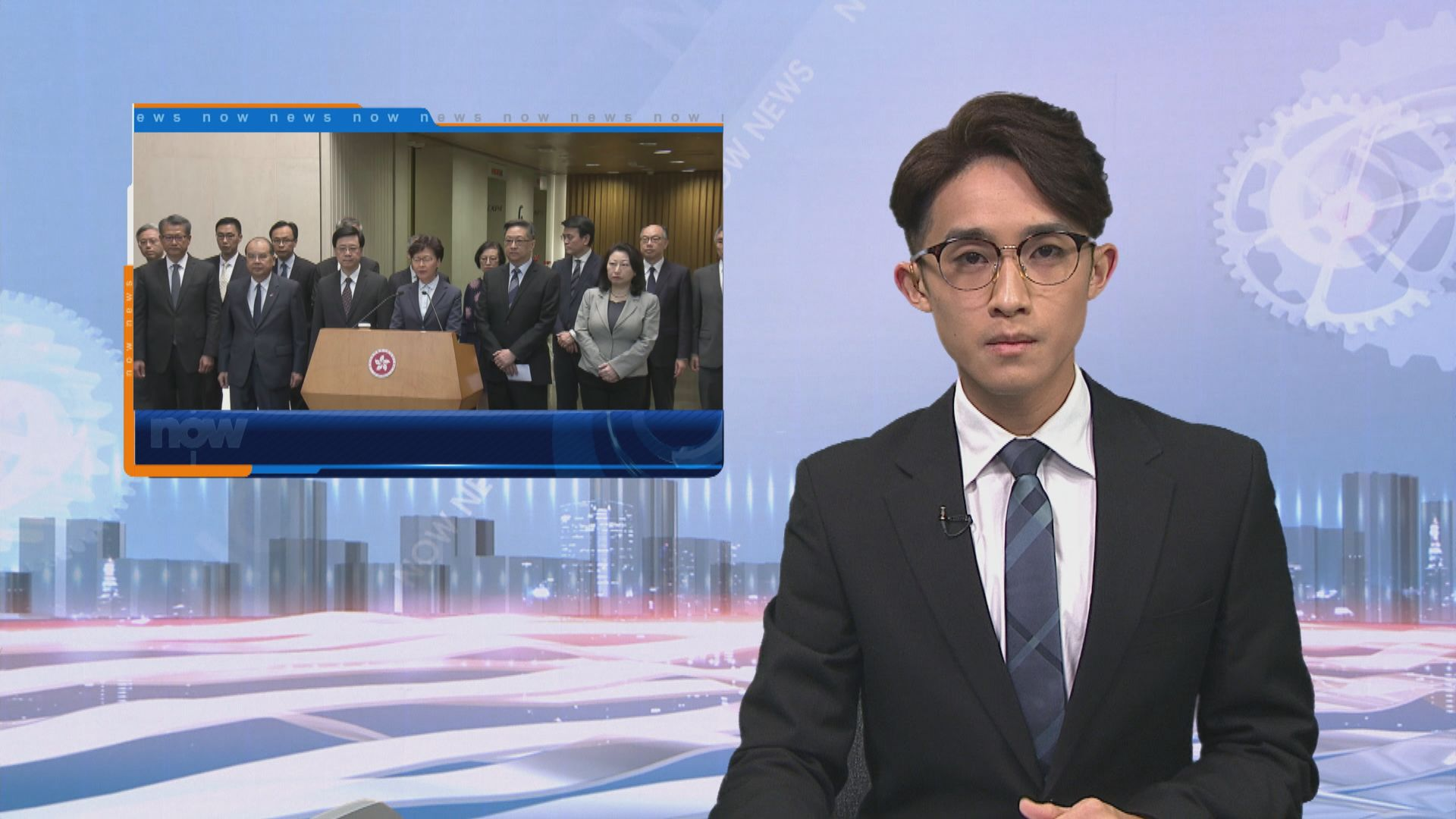 盧偉聰:警方與黑社會誓不兩立