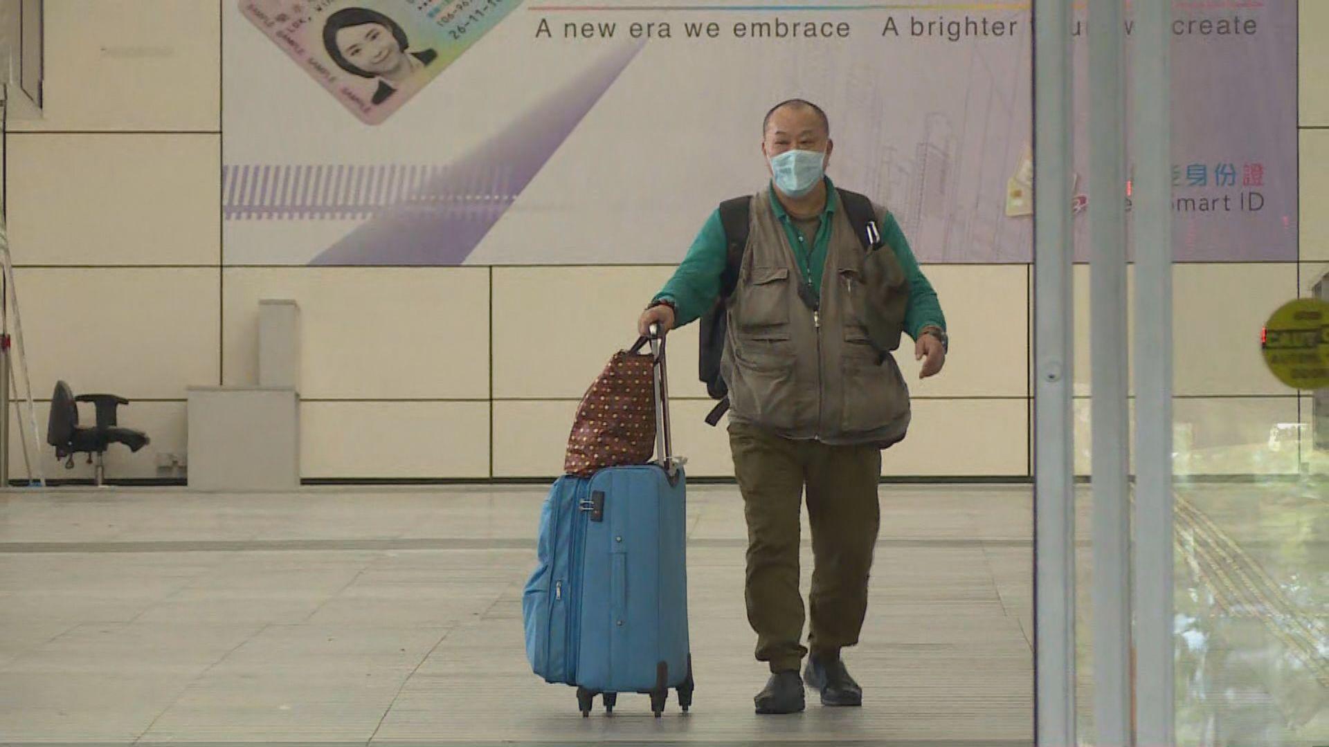 林鄭:「港康碼」等技術準備就緒 通關需兩地滿意疫情