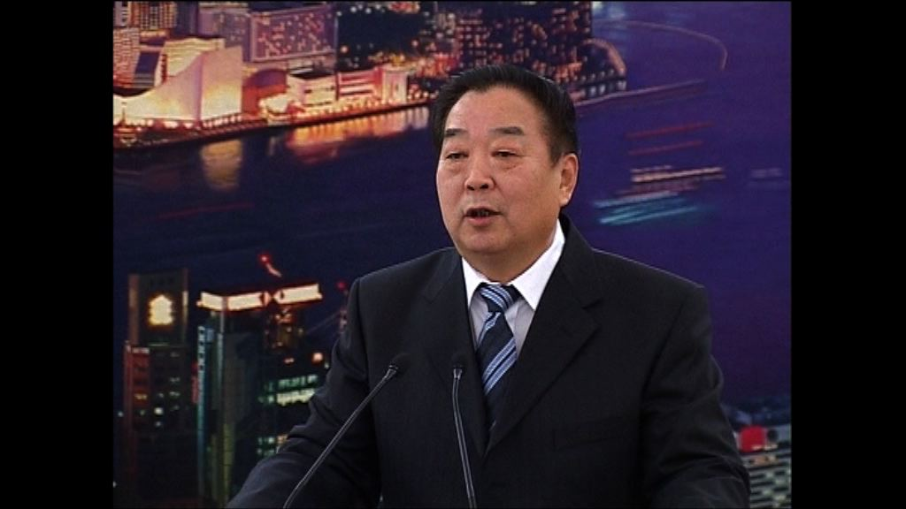 林鄭月娥:喬曉陽訪港與港獨及廿三條無關