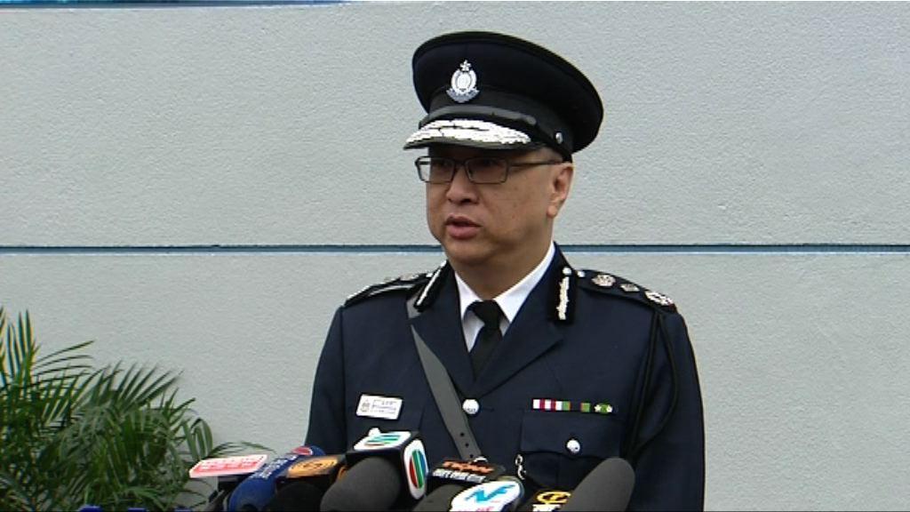 盧偉聰:警隊害群之馬一個也嫌多