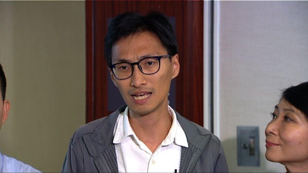 朱凱廸:提動議非為箝制新聞自由