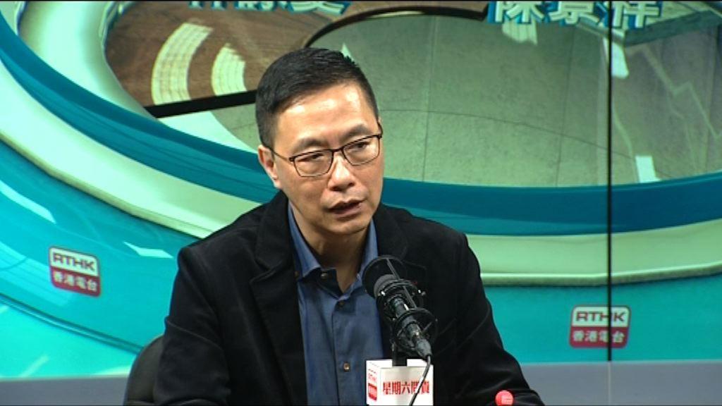 楊潤雄:TSA報告不應用於教學以外
