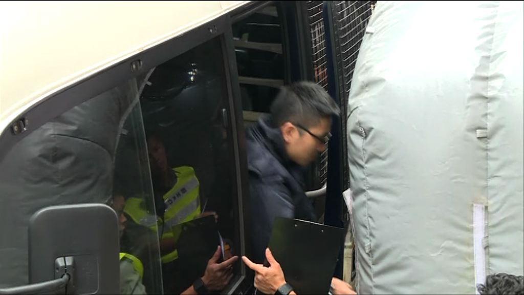 終院審理東北案8在囚示威者上訴