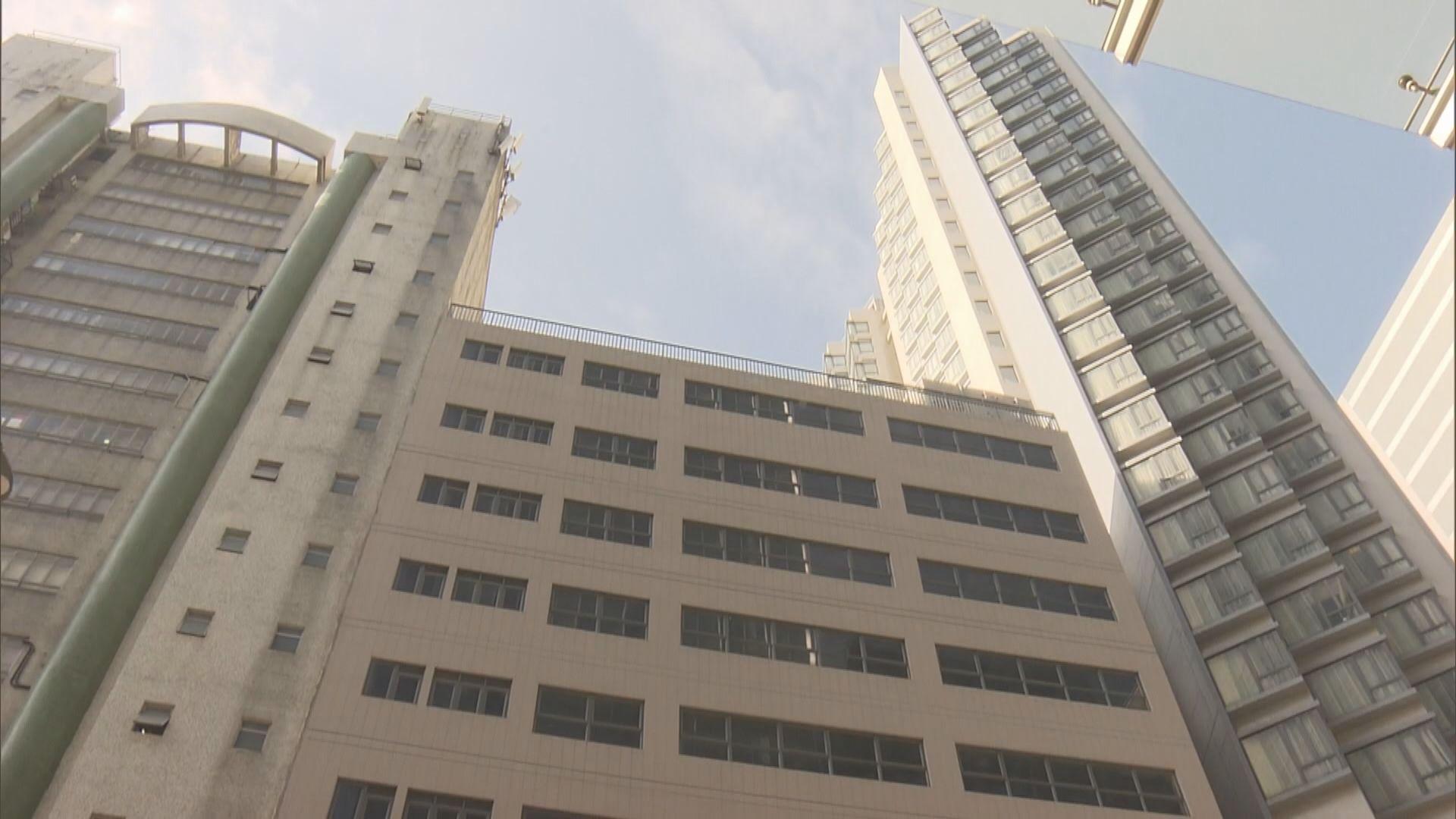 政府批出首個工廈改建作過渡性房屋項目撥款