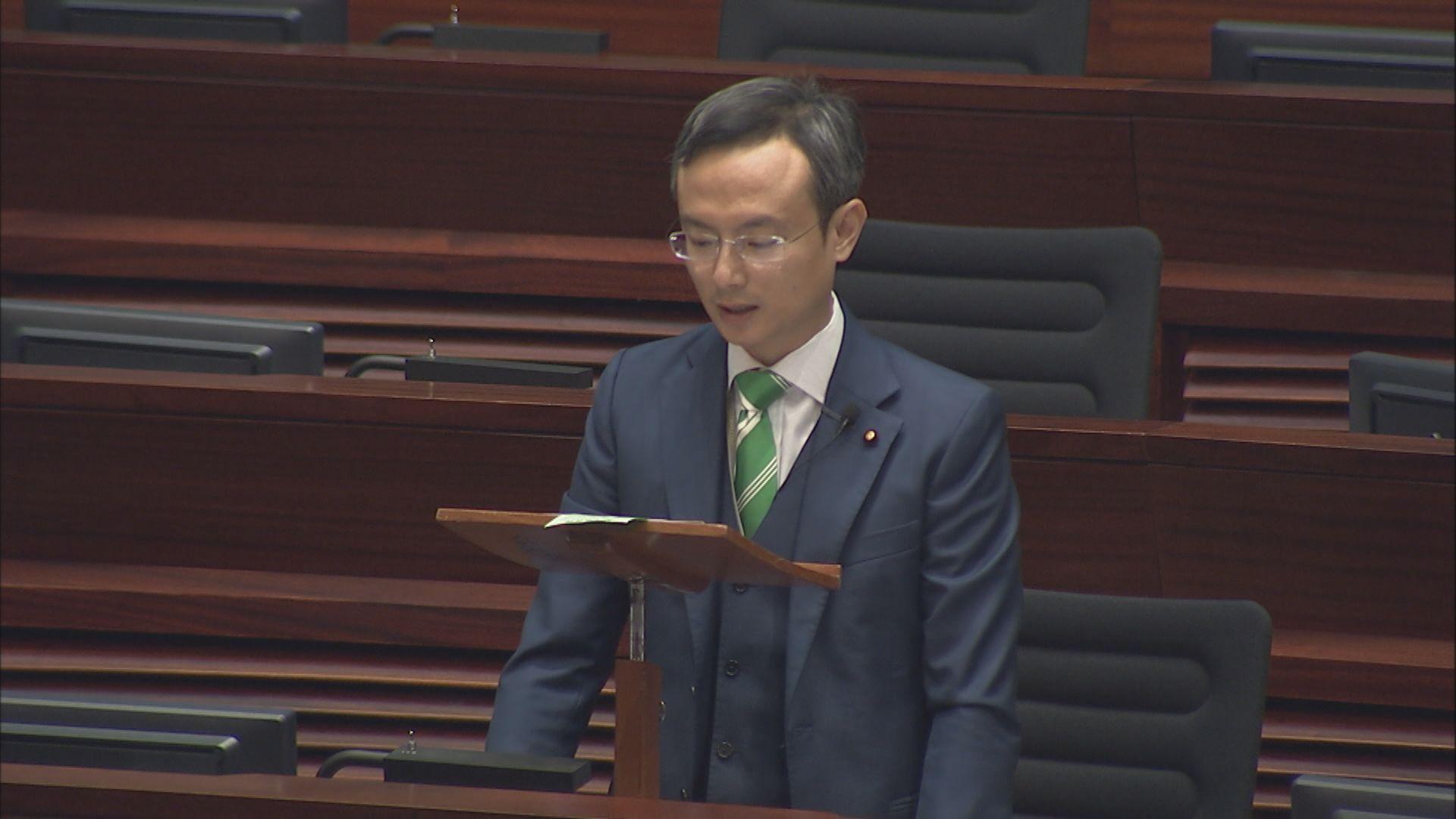 陳沛然宣布不參選下屆立法會