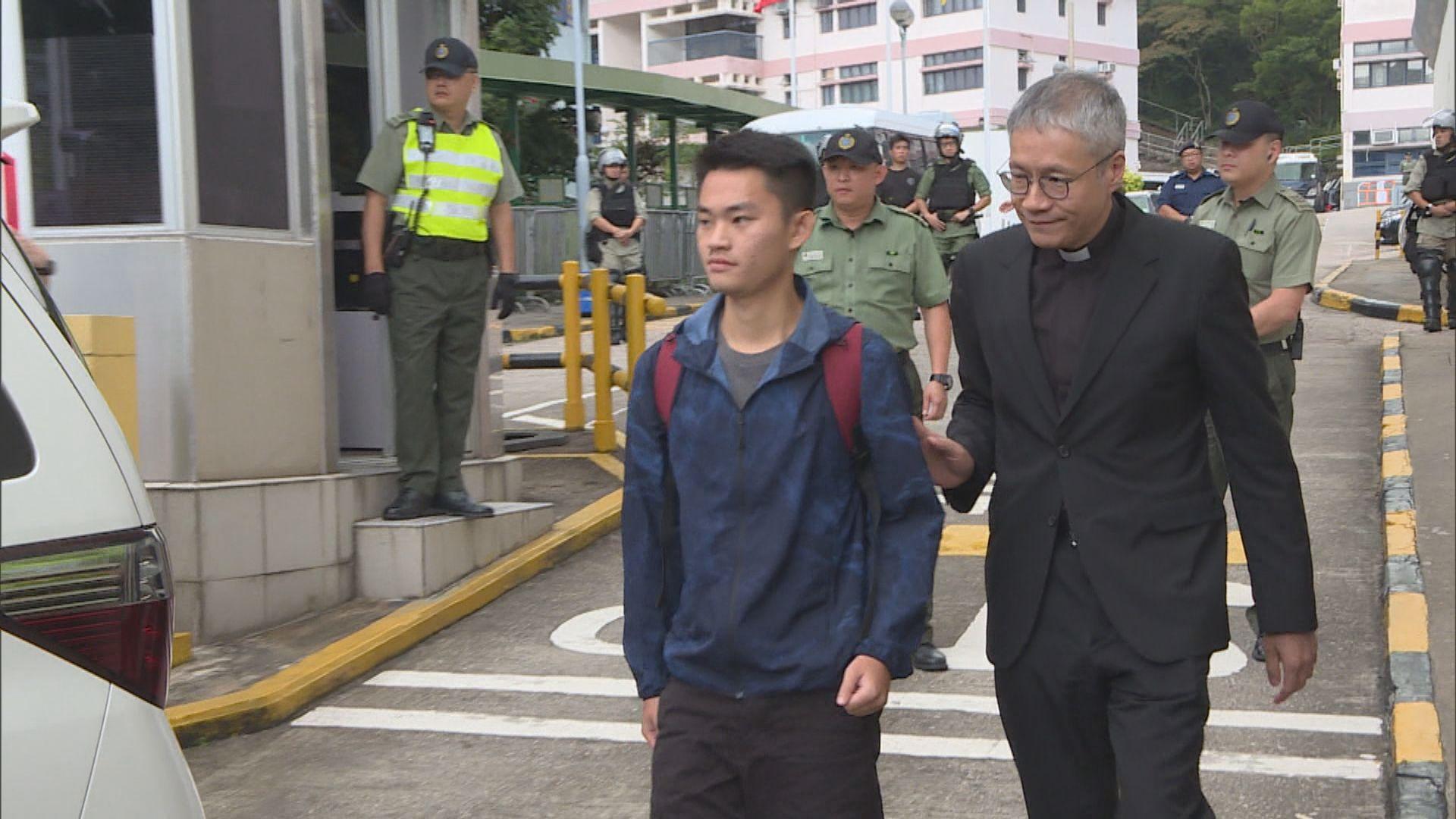 管浩鳴:台灣律師稱需幾天時間處理陳同佳赴台