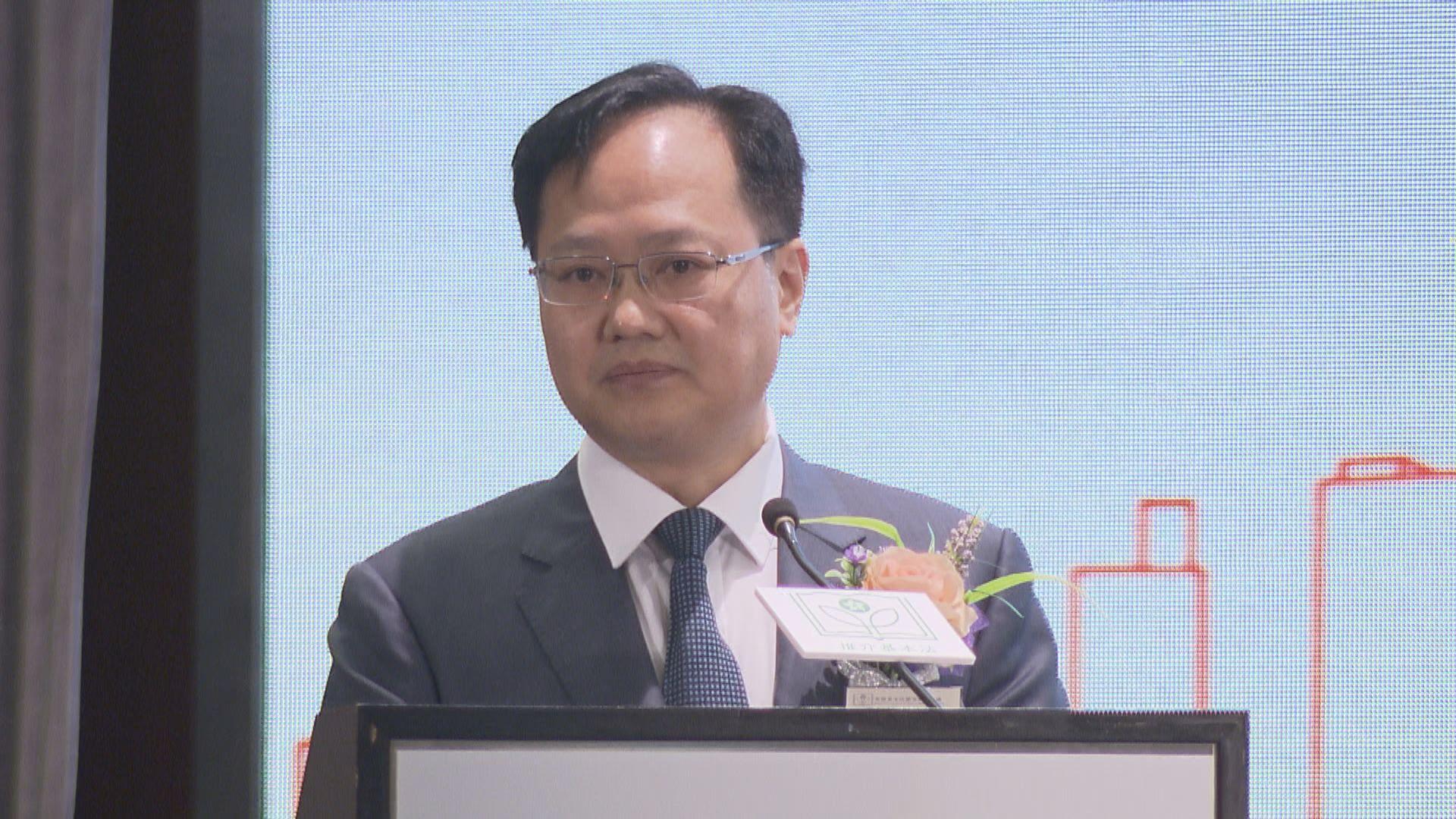 中聯辦副主任陳冬指港區國安法立法是人心所向