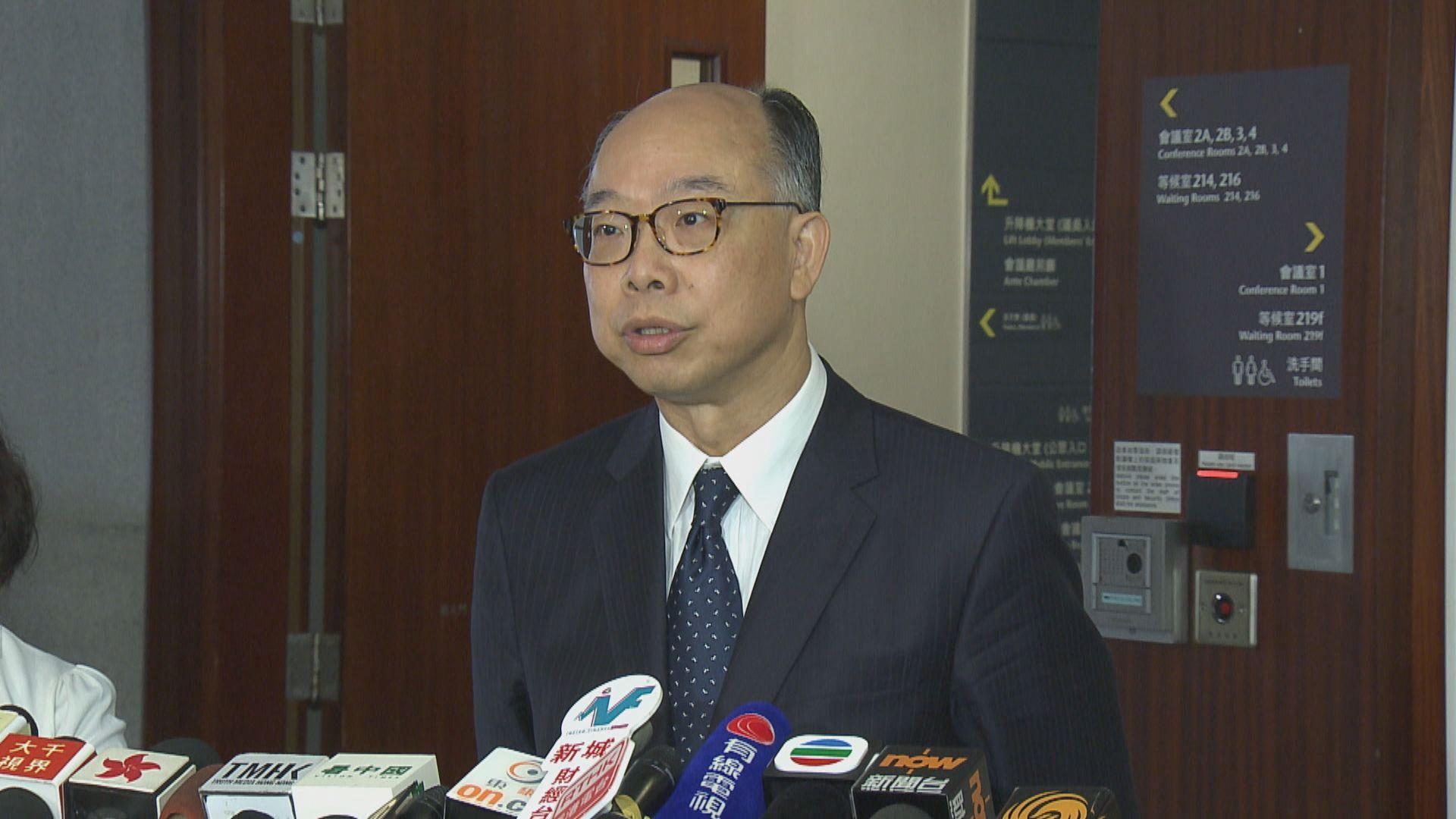 陳帆:爭取港鐵屯馬線在2020年首季通車