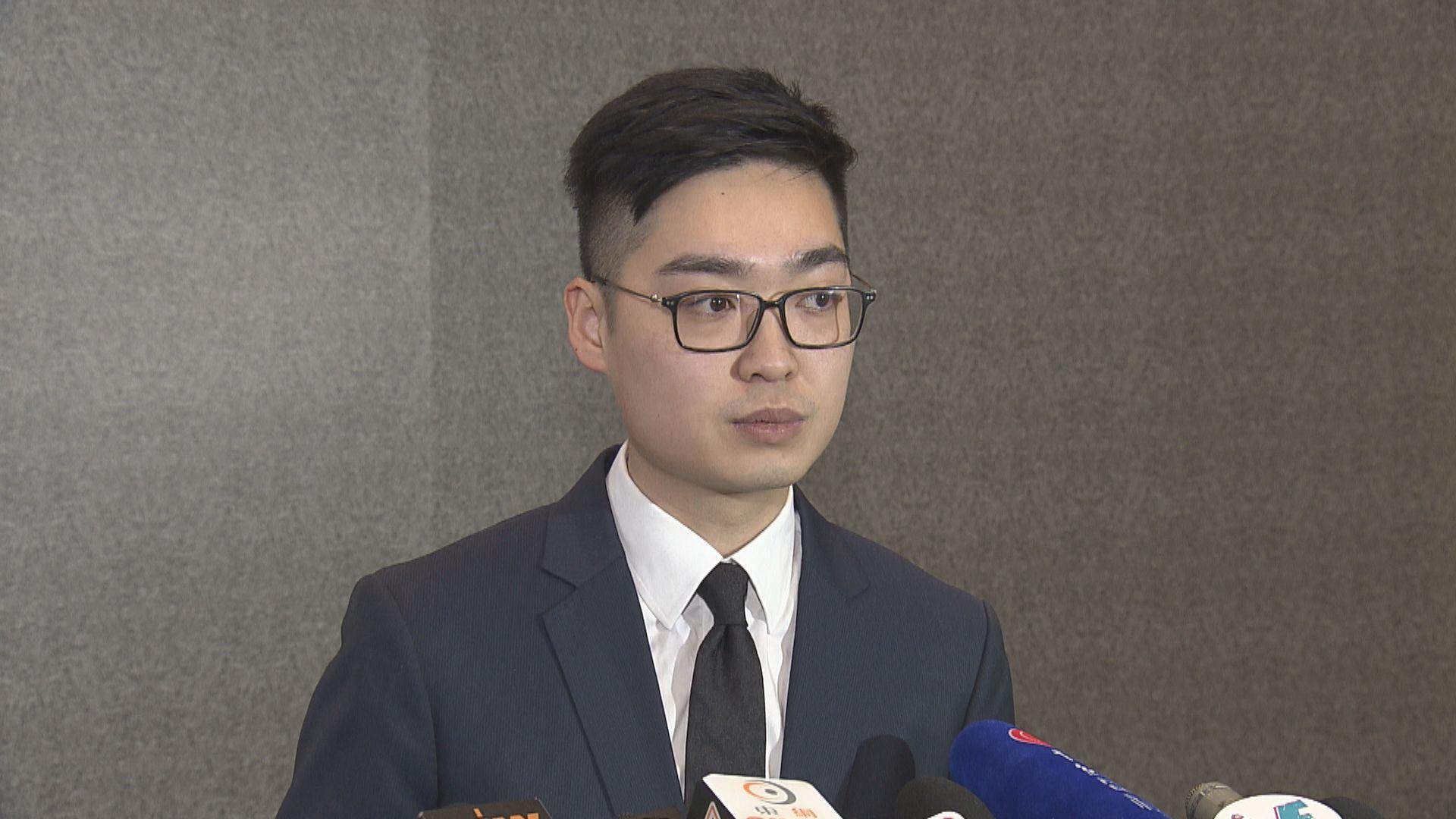 陳浩天被起訴非法集結和襲警明天提堂