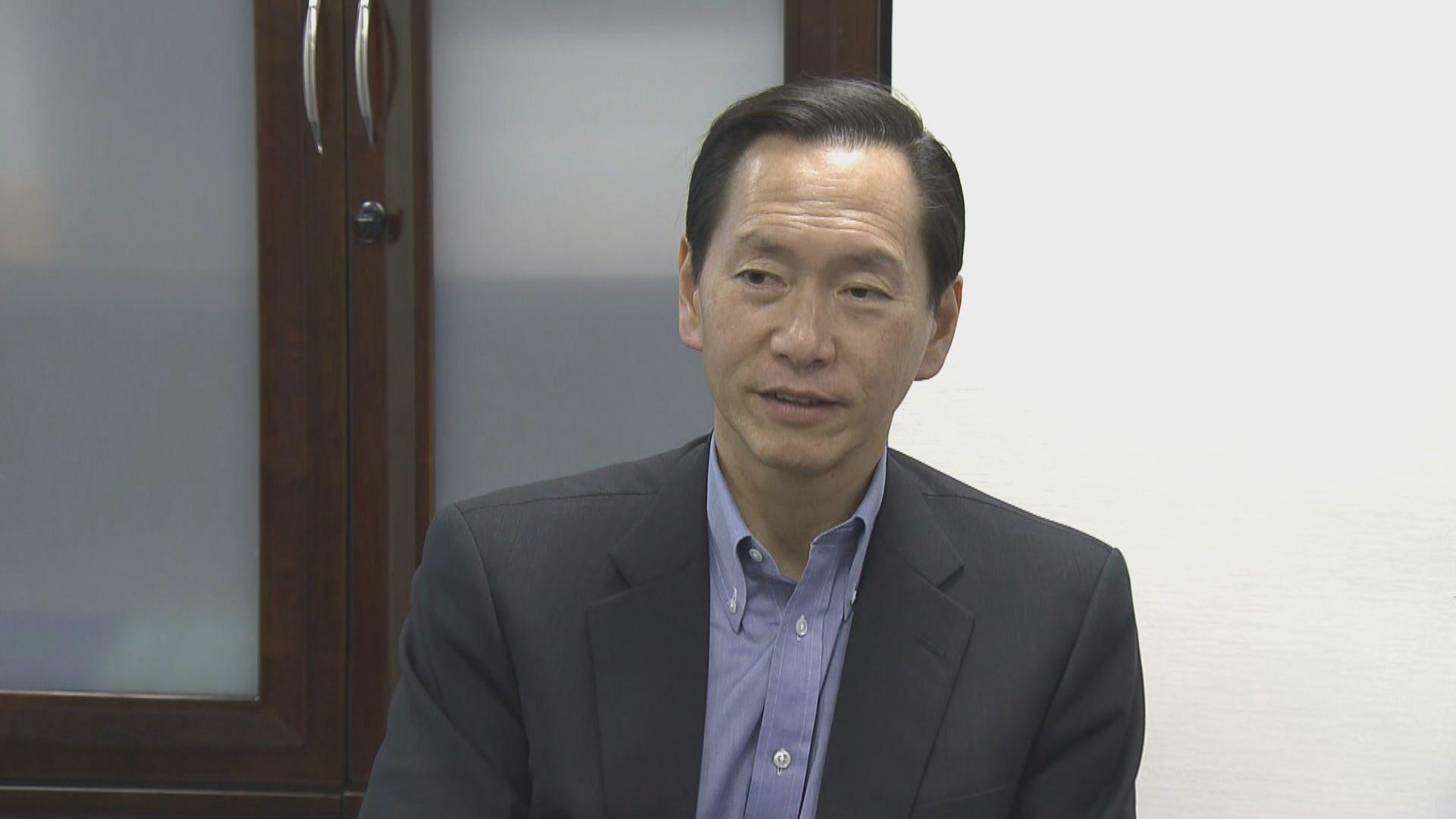 陳智思盼社會接受UGL案決定