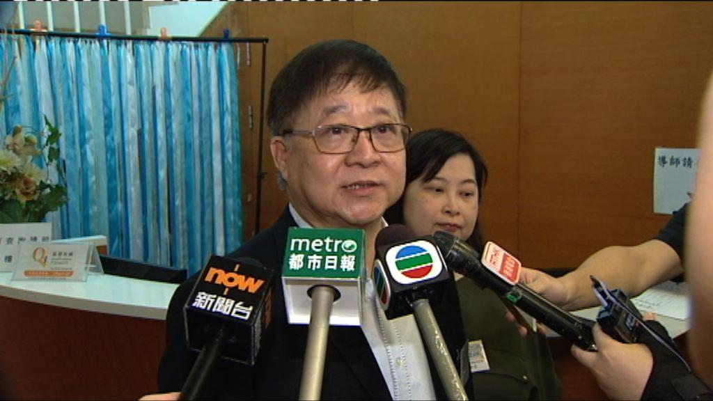 陳章明望政府盡快展開性傾向歧視立法諮詢