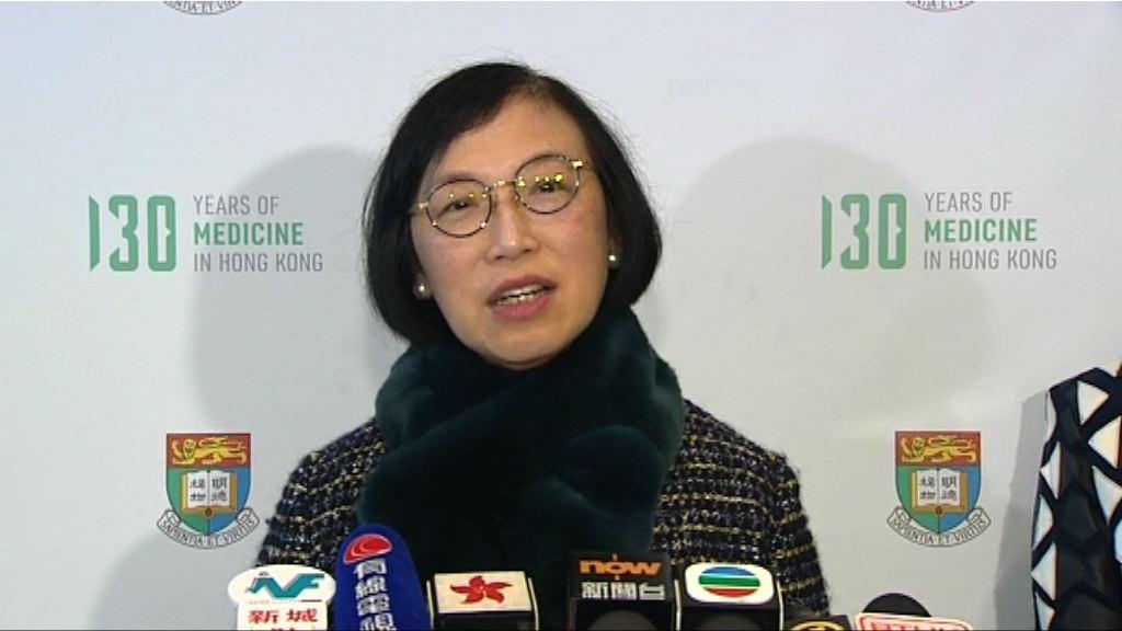 陳肇始:醫管局已啟動措施對流感