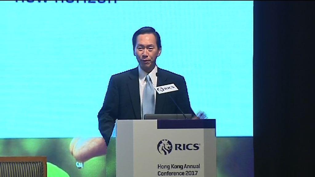 陳智思指很多人向他自薦加入下屆政府