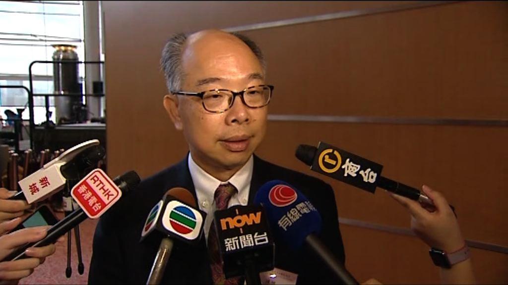 陳帆呼籲中科若有資料應向執法單位提供