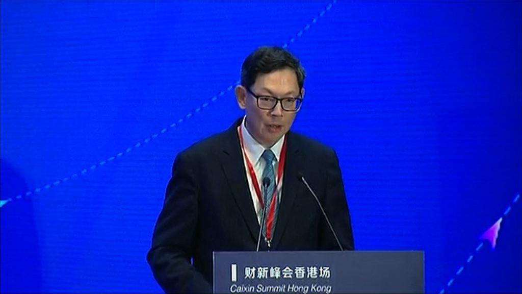 【中國對外貿易】陳德霖:人幣結算比例可達50%