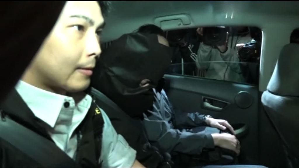 三男子涉洗黑錢及串謀詐騙被捕
