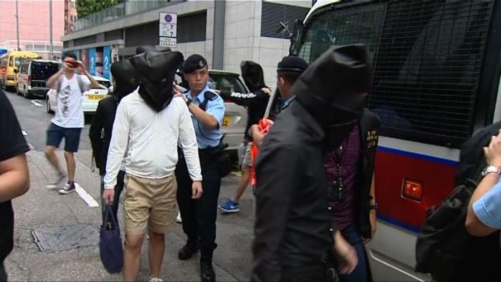 警方拘54人疑涉倫敦金騙案