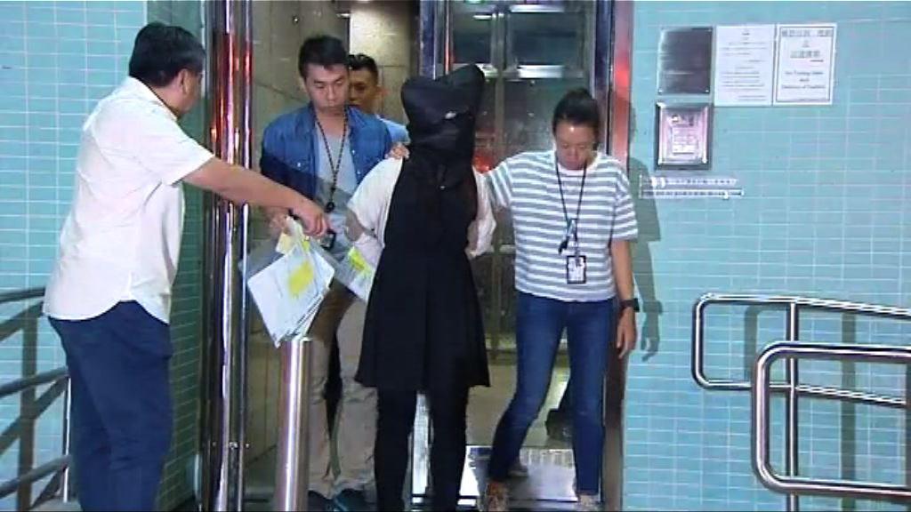女子涉網上詐騙38人被捕