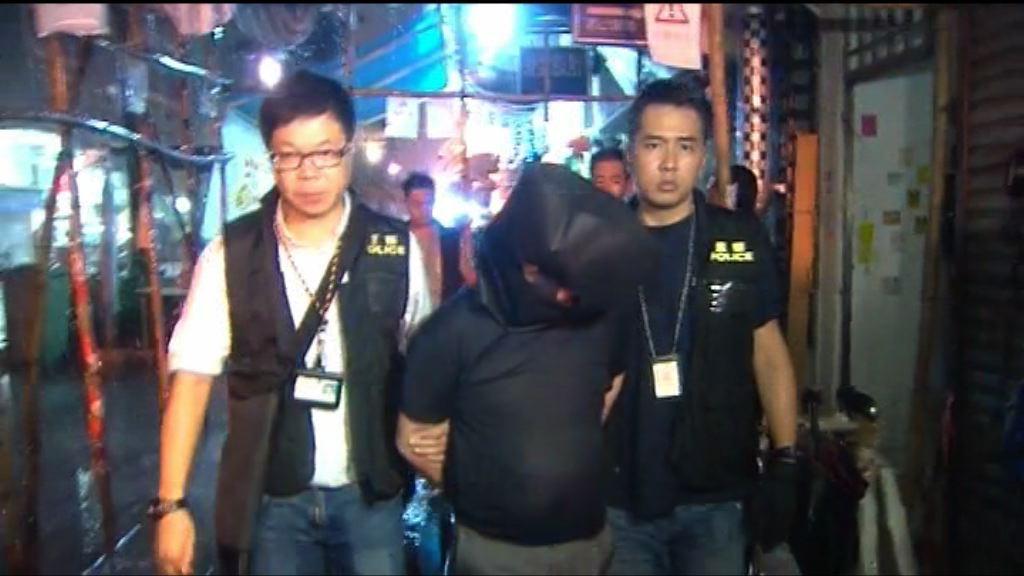 兩男子涉13宗跌錢行騙案被捕