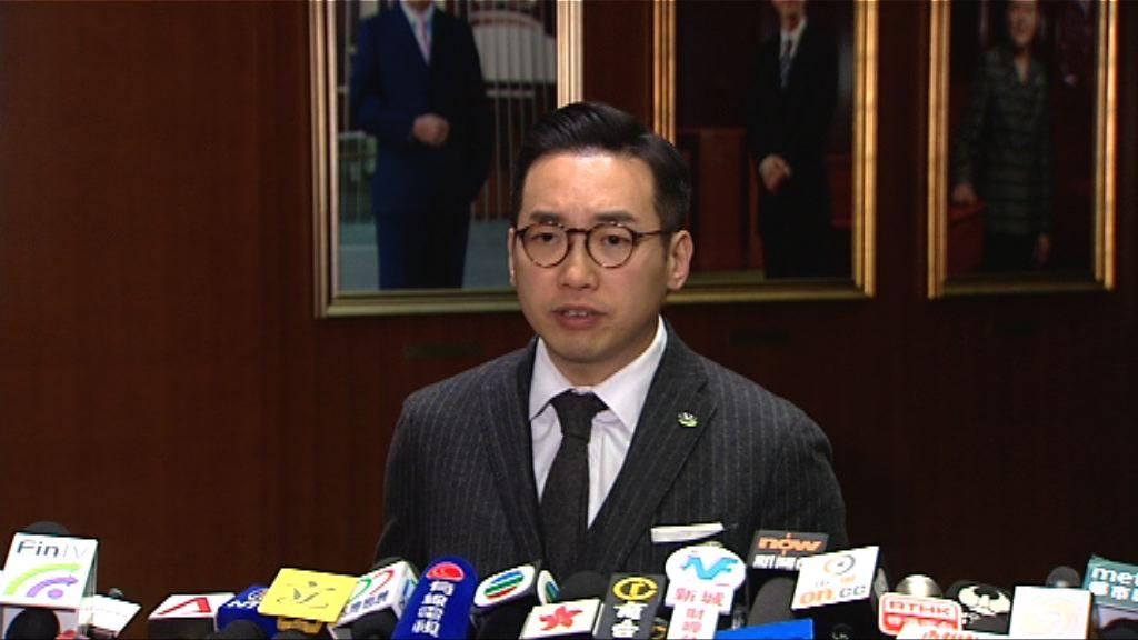 公民黨要求鄭若驊到立法會交代僭建事件