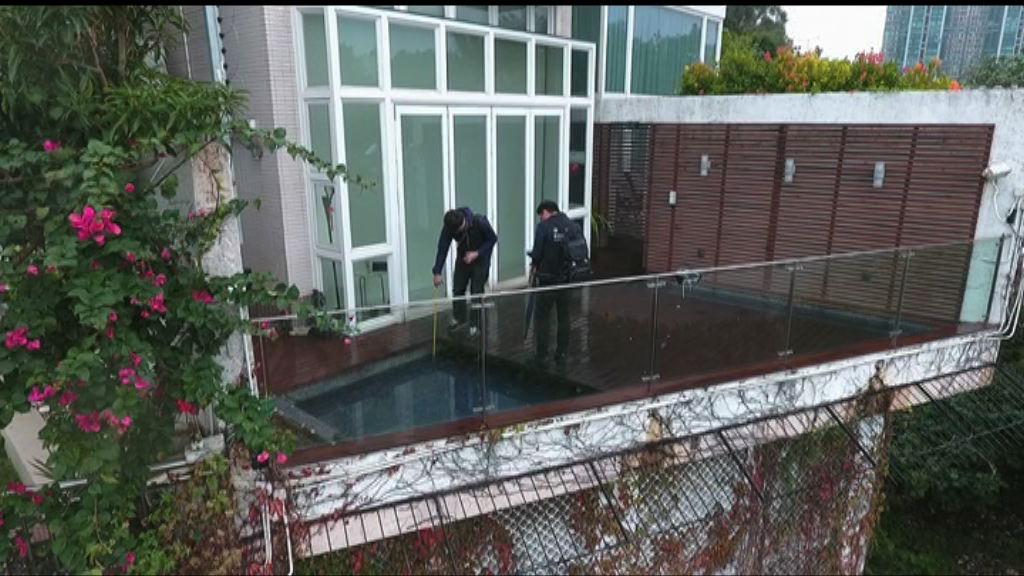 鄭若驊潘樂陶寓所各有50平方米僭建地庫