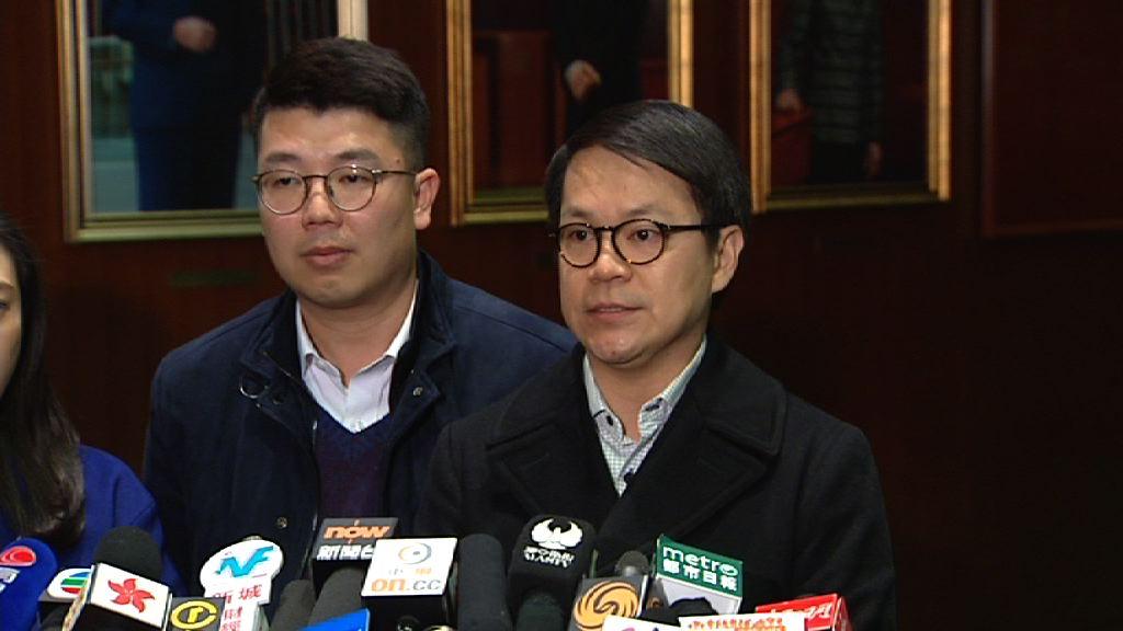 陳克勤:政府須向公眾澄清鄭若驊僭建事件