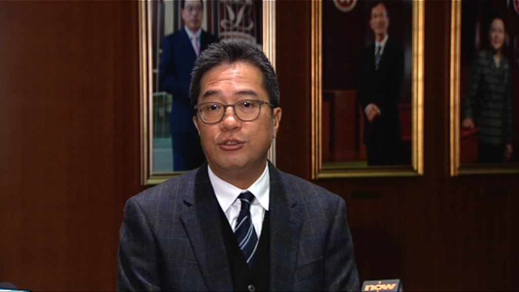 黃偉綸:相信屋宇署對鄭若驊寓所僭建調查會公平公正