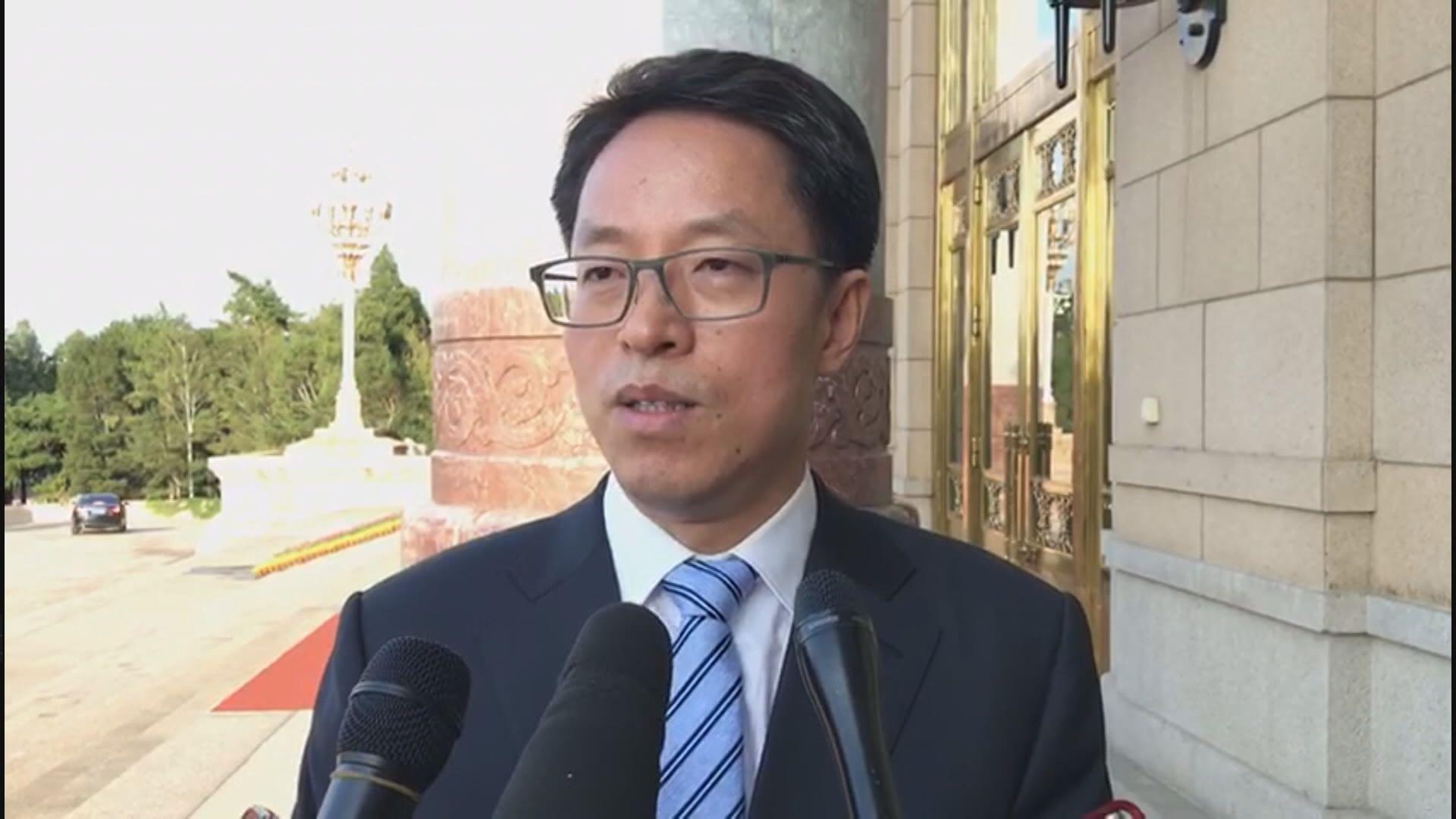 張曉明:習近平澳門講話對香港具重要指導意義