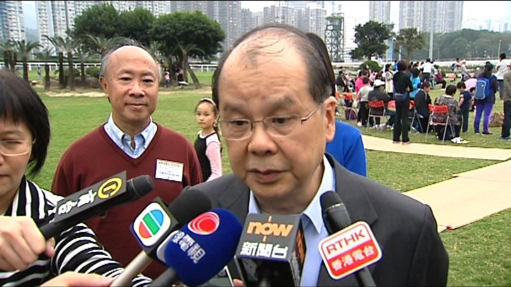 張建宗:明年初就退保檢討提出建議