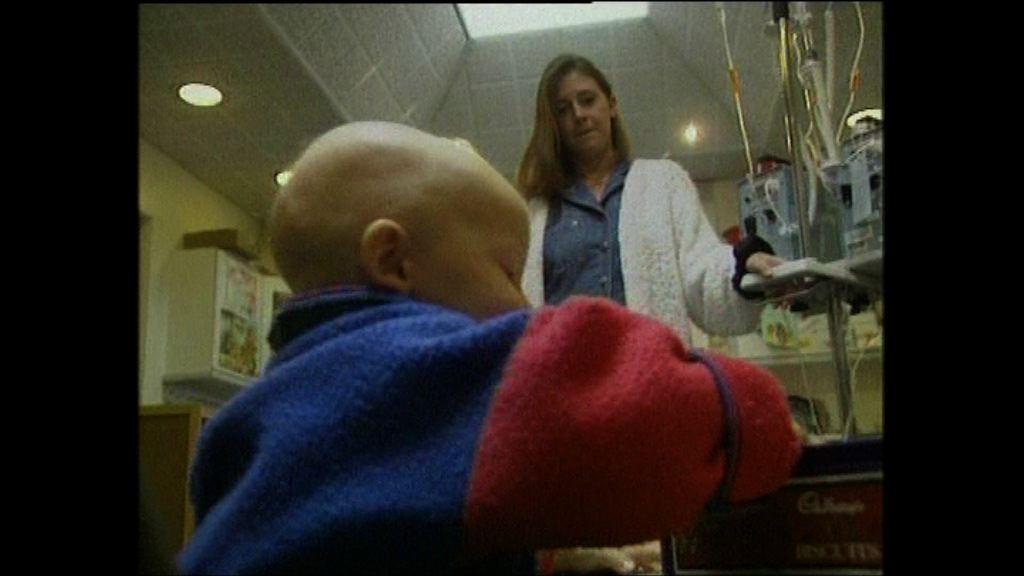 兒童患白血病與環境太潔淨有關