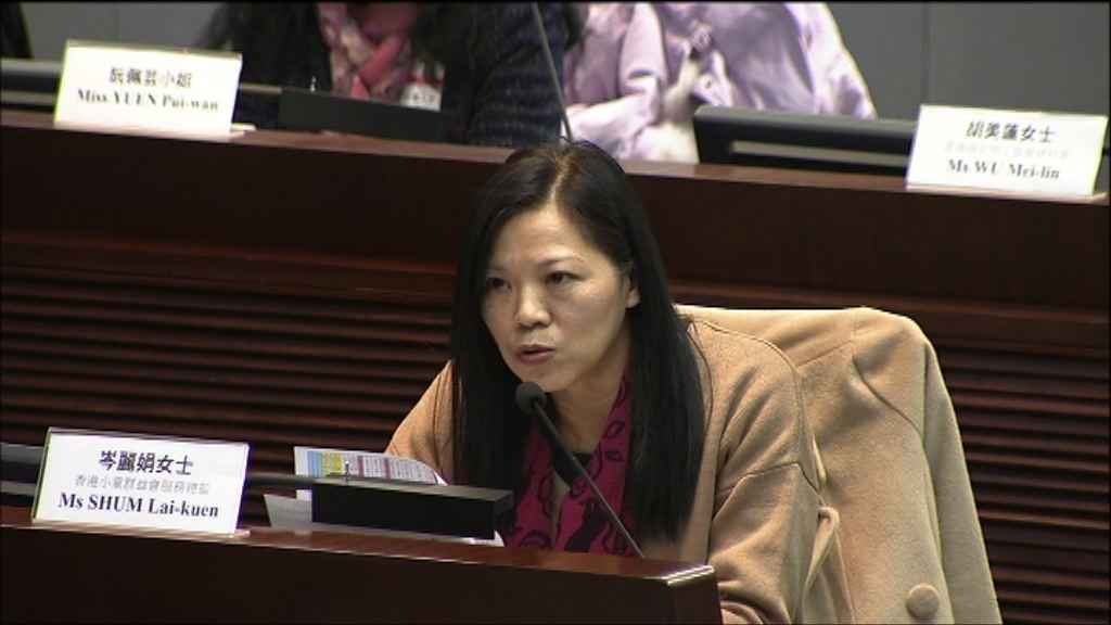 團體憂虐兒個案普遍 冀政府增在校支援