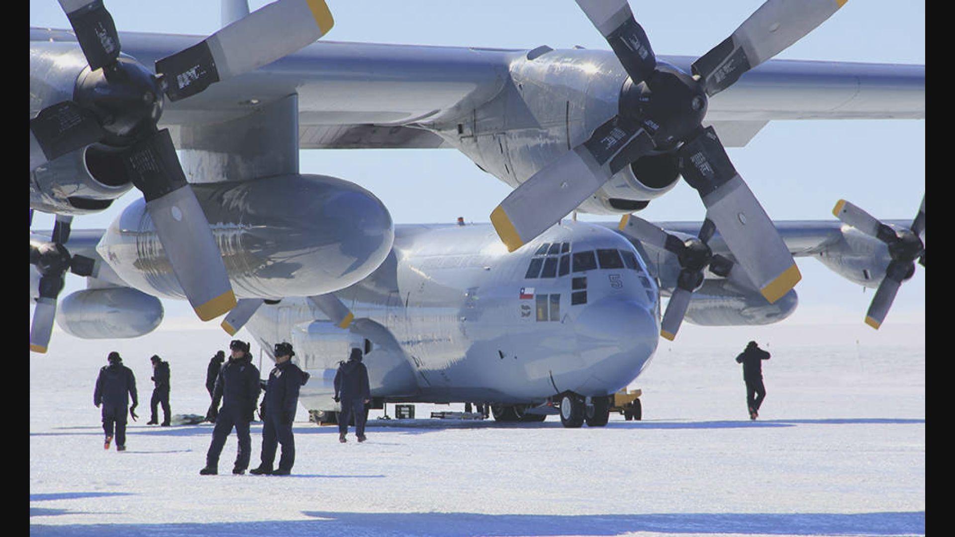 智利載38人軍機赴南極途中失蹤